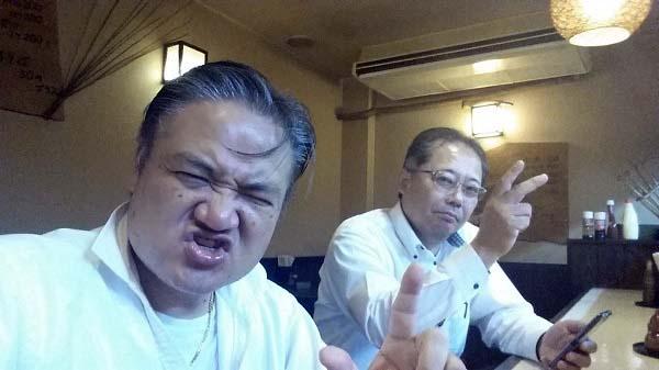 マグロちゃん&税理士