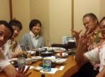 マグロちゃん with 沖縄支店スタッフ
