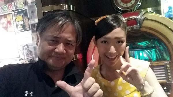 マグロちゃん with ゆいちゃん in 博多メモリーズ