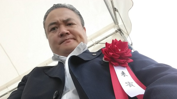 マグロちゃん in 運動会