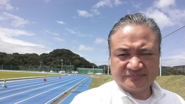 マグロちゃん in 九州共立大学