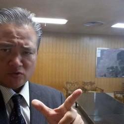 マグロちゃん in みやま市役所