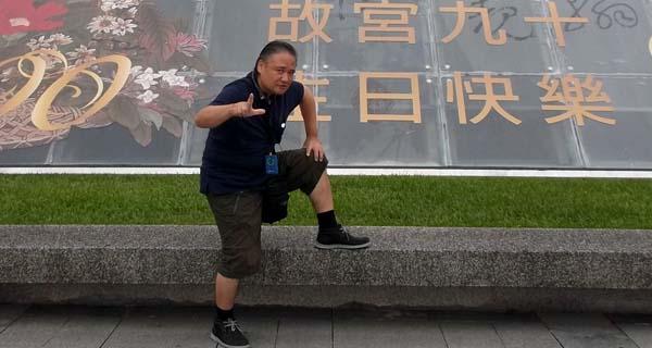 マグロちゃんin台湾