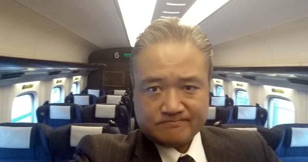 マグロちゃん 新幹線
