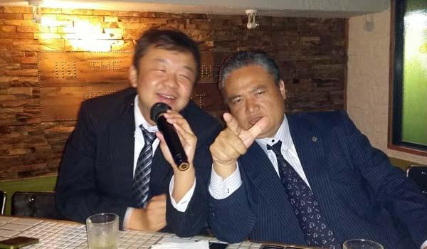 マグロちゃん&サッカーばか蔵