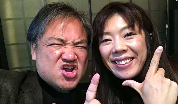 マグロちゃん&スマ子