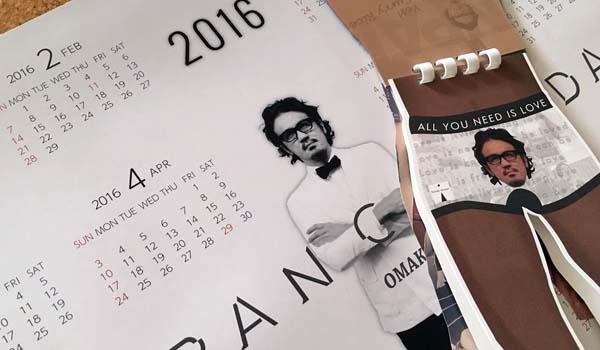 短パン カレンダー