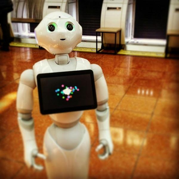 羽田空港 ロボット