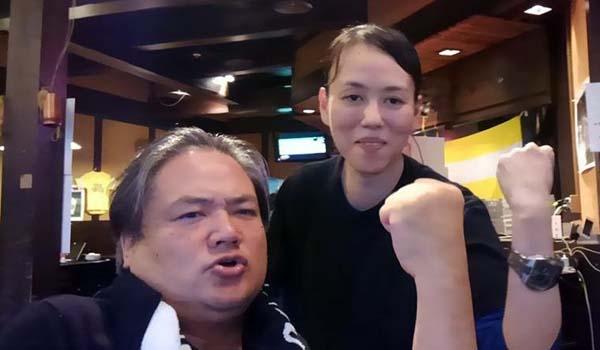 マグロちゃん & はまちゃん (2)