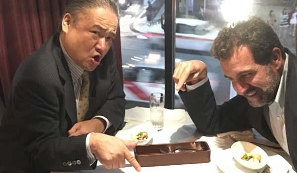 マグロちゃん & レオナルド