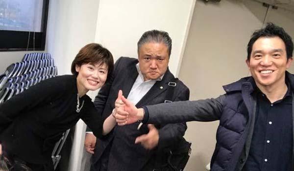 マグロちゃん & 税理士