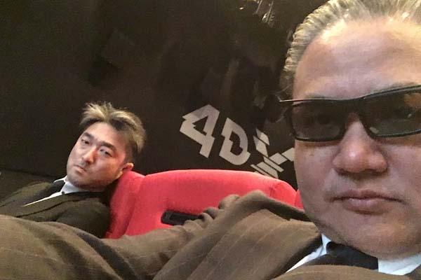 マグロちゃん 4DX