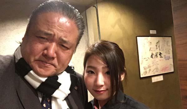 マグロちゃん&香川ちゃん