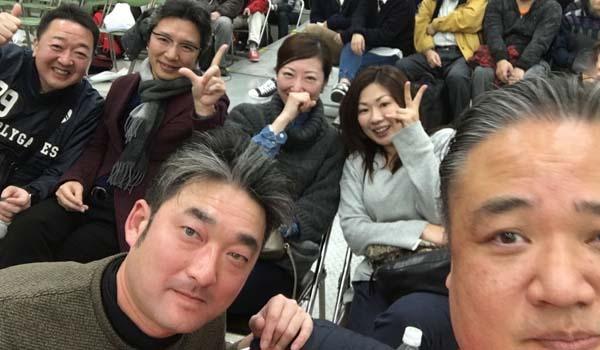 マグロちゃん&江崎俊介率いる江崎会