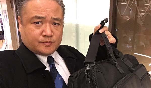 マグロちゃん ビジネススーツ