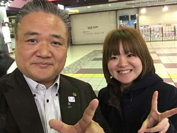 マグロちゃん & 夏美ちゃん