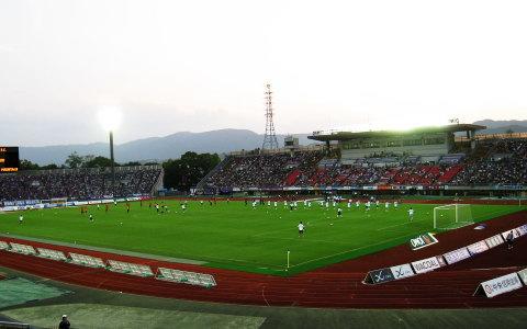 西京極総合運動公園陸上競技場兼球技場