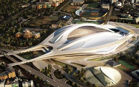 新国立競技場(案)