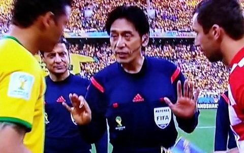 ワールドカップ 日本人審判