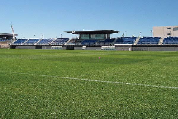 モノフィラ レアル・マドリードトレーニングセンター(スペイン)