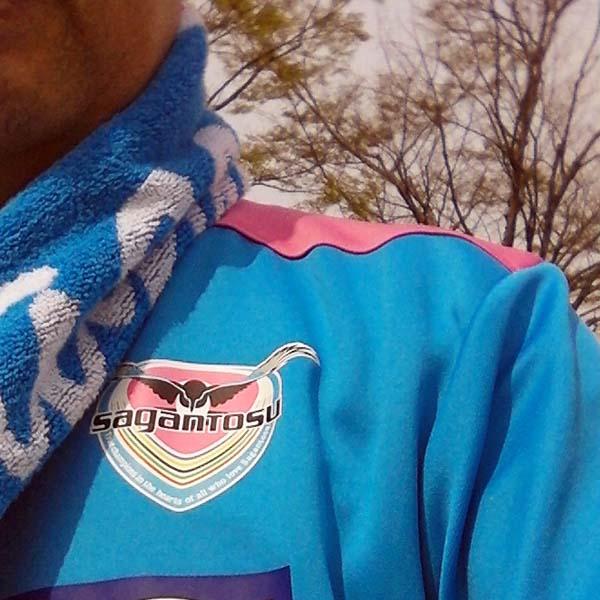 「の~ずぃ~」のサッカー観戦レポート③Tシャツ
