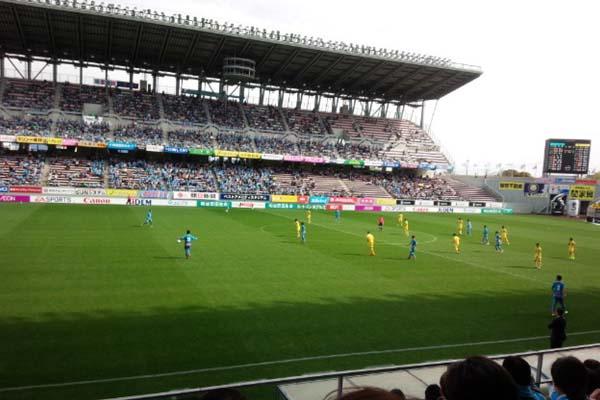 「の~ずぃ~」のサッカー観戦レポート④前半戦