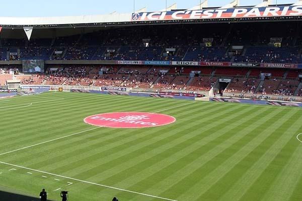 パリ・サンジェルマンのホームスタジアム
