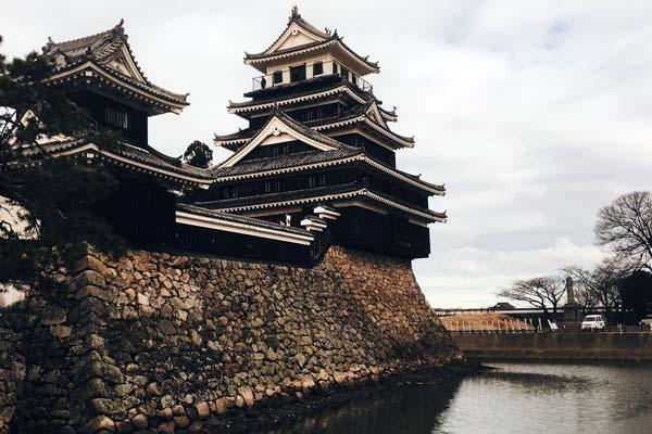 豊前の国 観月祭 中津 城あかり (5)