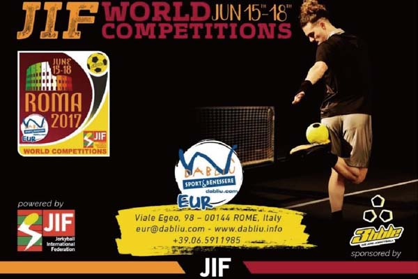 JIF 世界大会