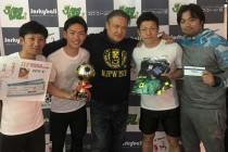 ジョーキーボール「第4回・KOFUカップ」公式記録の発表!