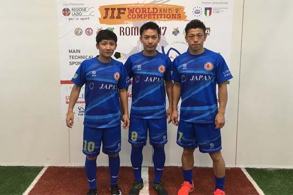 ジョーキーボール 日本代表