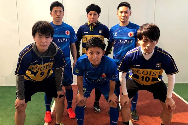 KOFUカップ 優勝決勝戦