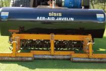 SISISトラクター搭載式エアレーター「Javelin/Javelin Aer-Aid1500」の紹介