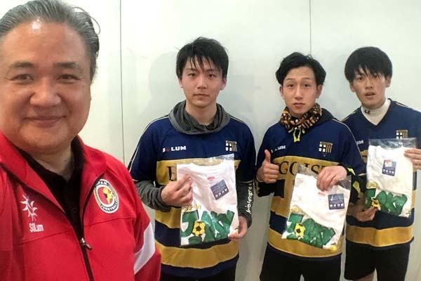 KOFUカップ 準優勝チーム エゴイスト