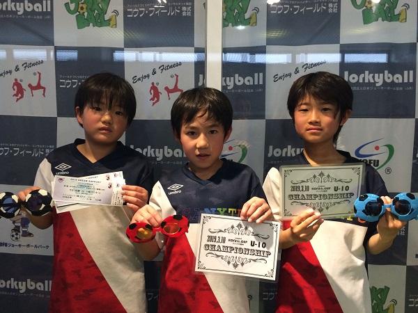 ■写真 決勝トーナメント優勝:サンクタス