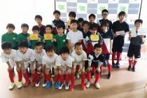 ジョーキーボール「第2回・KOFU-Jr.CUP U-12」公式記録の発表!