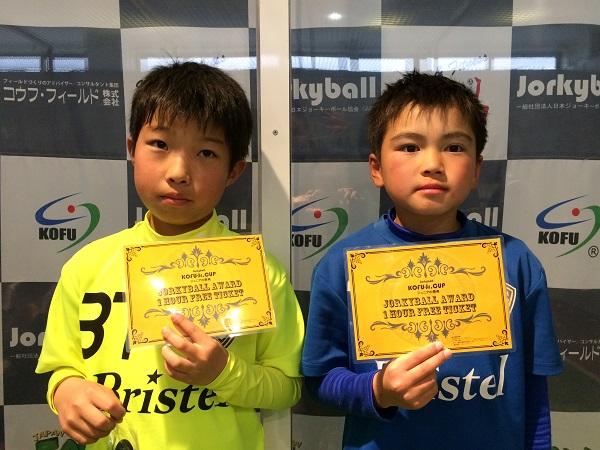 ■写真 フレンドリーカップ優勝:ブリステル-1
