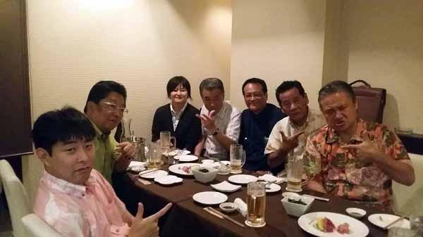 沖縄支店スタッフ懇親会
