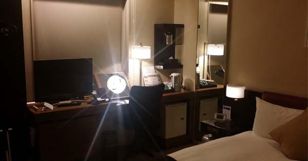 銀座のホテル