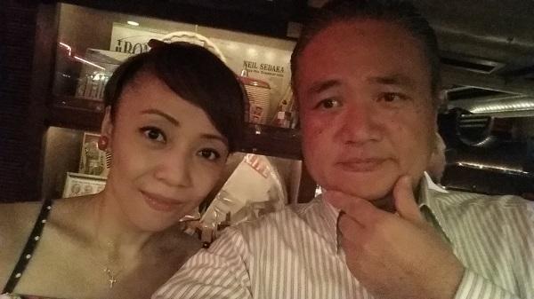 マグロちゃん with ともちゃん