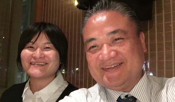 マグロちゃん & MISAKI