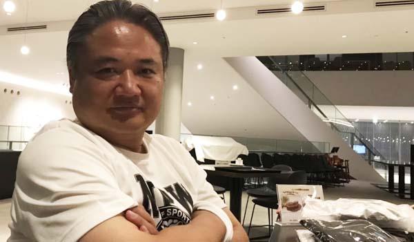 マグロちゃんこと加治木英隆の自己紹介