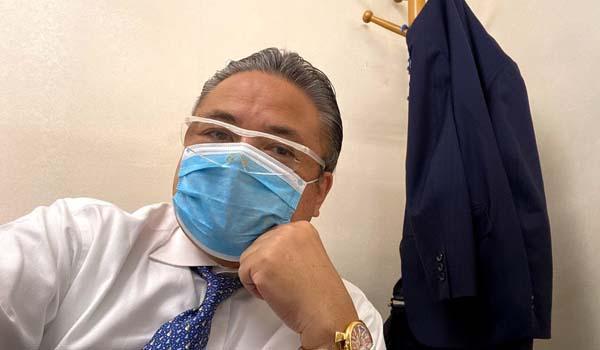 わが社も新型肺炎コロナウイルス感染予防対策「KOFU-FIELD緊急事態宣言」を出しました。