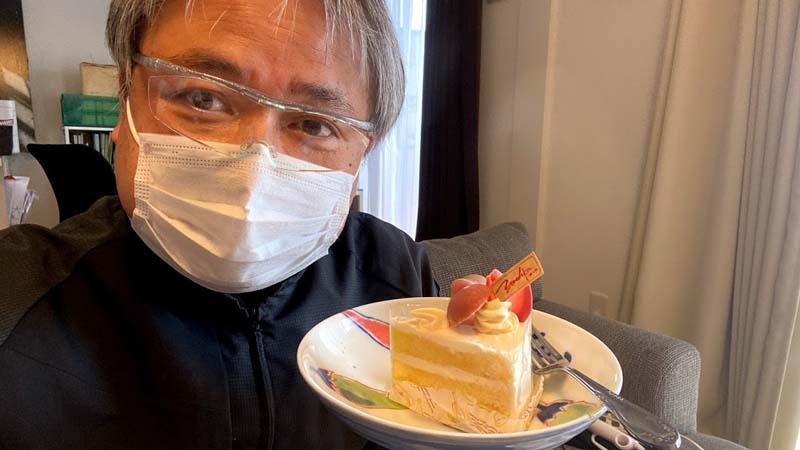 「Happy birthday!」マグロちゃん57歳の決意はプロフィール更新内容で!