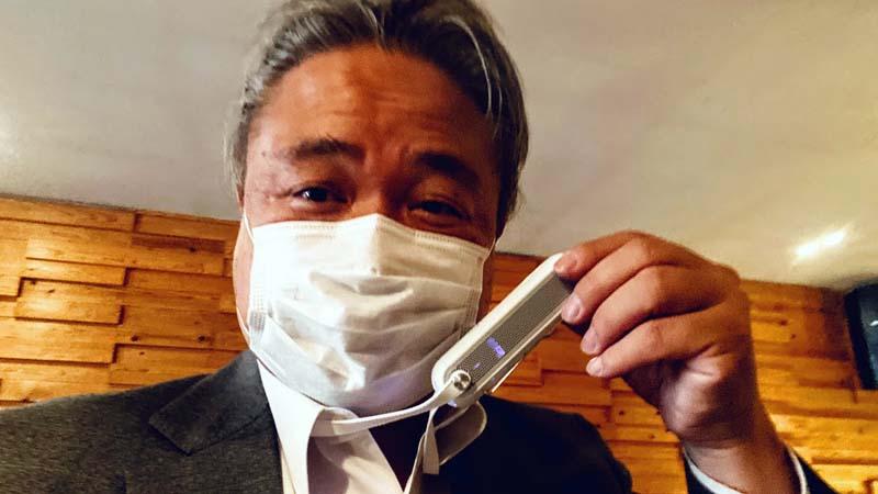 福岡県も今日から緊急事態宣言となります。
