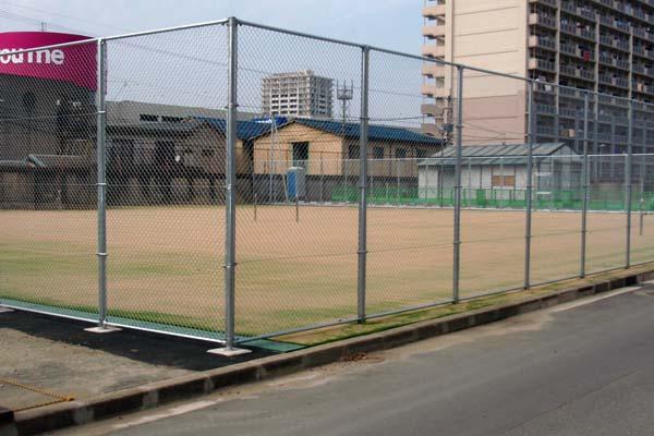 九州大学(馬出)テニスコート整備