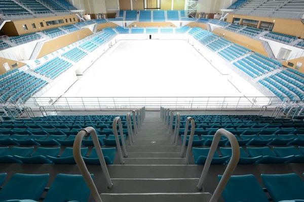 ピョンチャンオリンピックアイスホッケー1メインスタジアム
