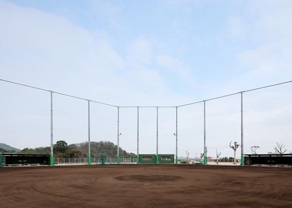 自由ヶ丘高等学校 野球場(グラウンド)