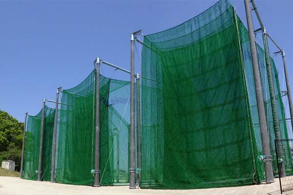 九州共立大学陸上競技場投擲ゲージ及びやり投擁壁設置工事