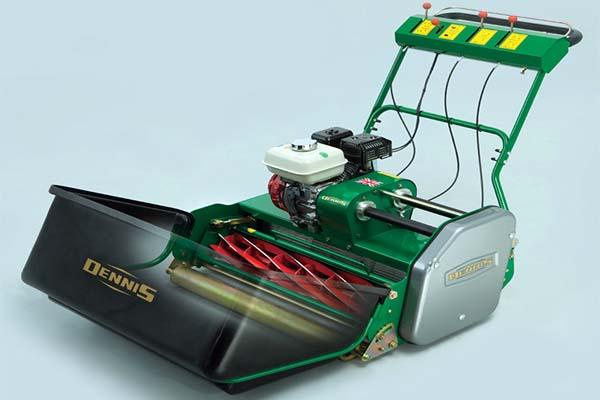 デニス芝刈り機 2